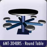 6MT-3048RS - Round Table